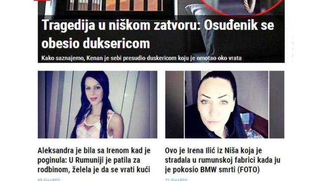 10 presa din serbia