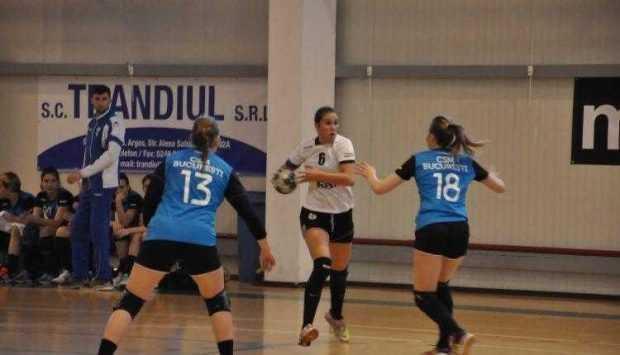 Sport handbal SCM