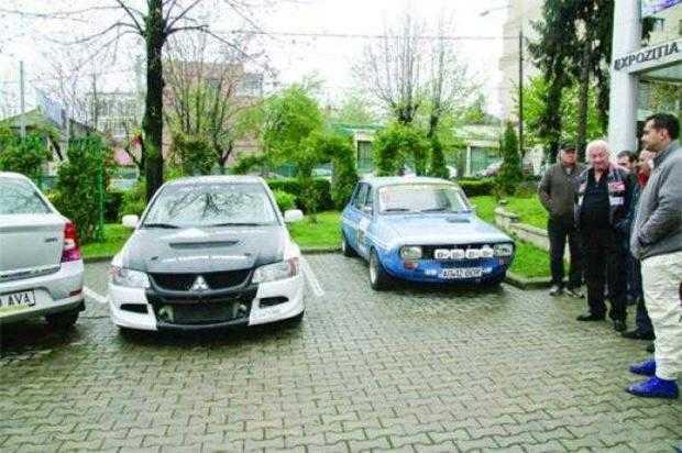 expozitie automobile muzeul judetean