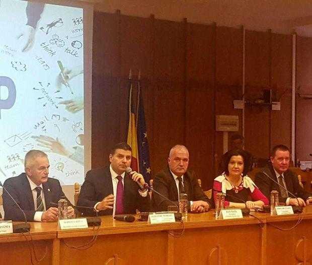 ministrul Alexandru Petrescu