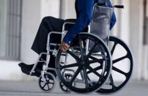 pers cu handicap