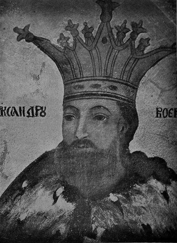 alexandru biserica