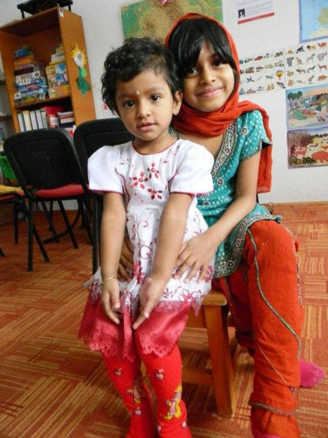 Centrul refugiati Salvati Copiii 1