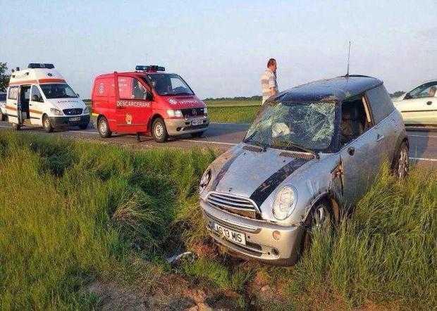 accident albota