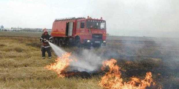 incendiu dublu