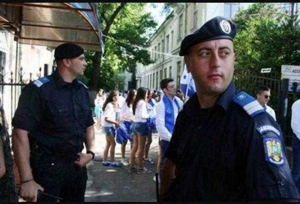 politisti bac