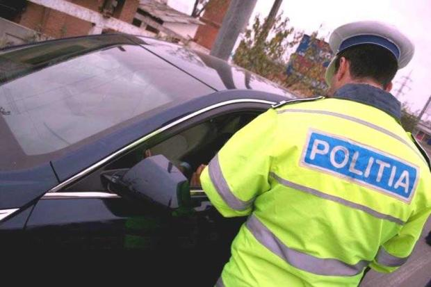 volan politia