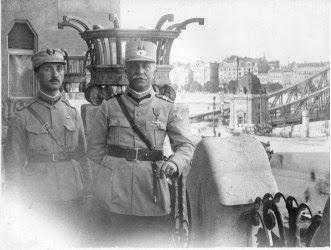 4 August 1919. Armata romana intra victorioasa in Budapesta 6