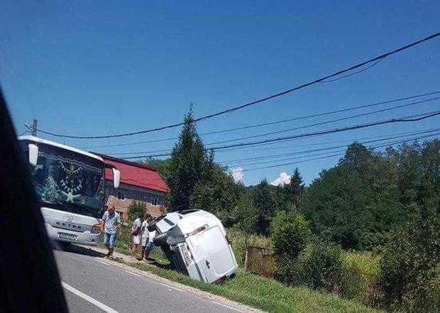 accident autocar turisti
