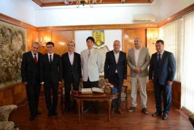 delegatie chineza