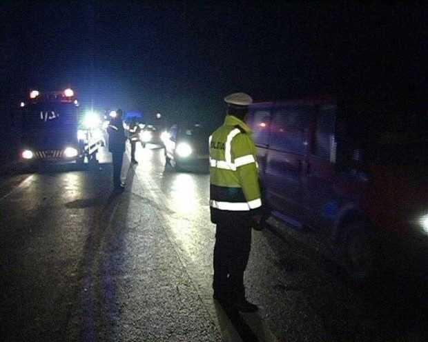 accident noaptea autostrada pitesti bucuresti