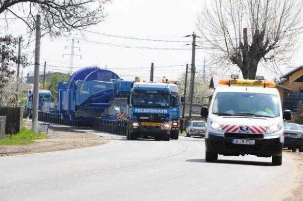 transport agabaritic