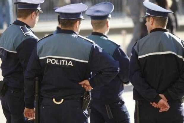 politia campanie