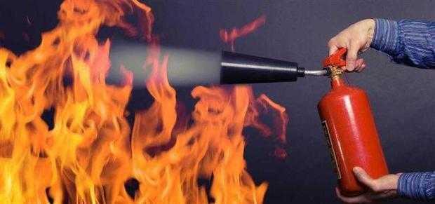aparare incendiu