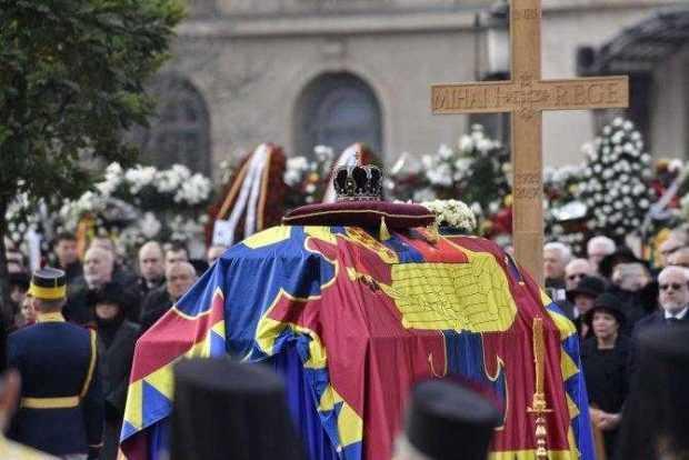 regele mihai funeralii
