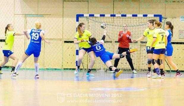 13 handbal jos