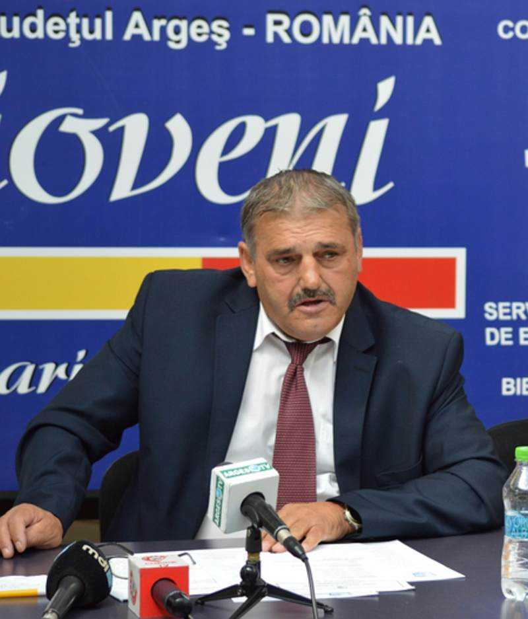 Adrian Stefan presedinte CS Dacia Mioveni