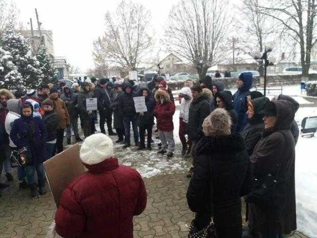 protest stefanesti