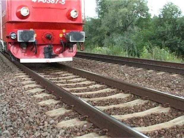 sinucidere tren