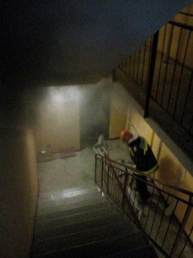 incendiu apartament Constanta