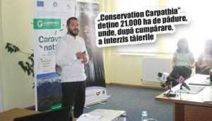 """Fundaţia """"Conservation Carpathia"""", bilanţ pentru două proiecte de conservare a pădurilor din Muscel 6"""