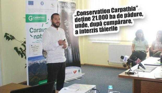 """Fundaţia """"Conservation Carpathia"""", bilanţ pentru două proiecte de conservare a pădurilor din Muscel 5"""