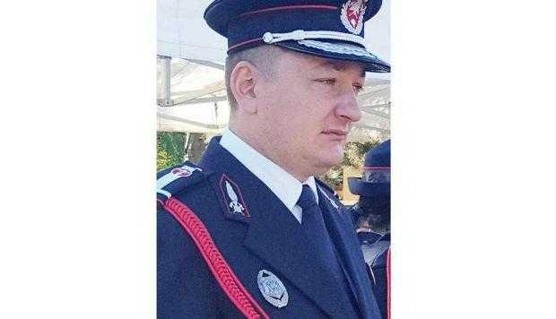 Maiorul Alin Berevoescu, prim-adjunct la ISU Argeş 5