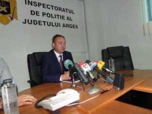 Noul șef al Poliției Argeș, singur împotriva tuturor 5