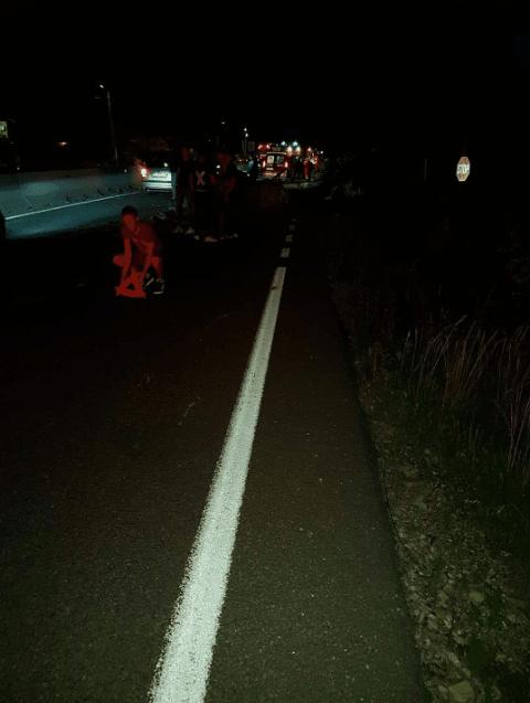 Șase victime în urma unui accident rutier din Mărăcineni 5