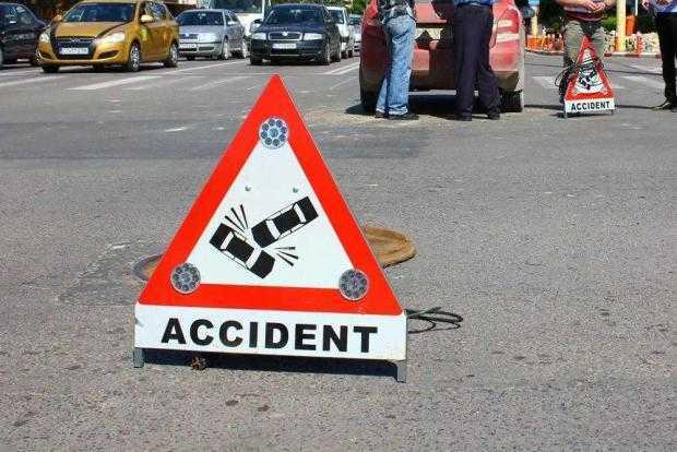 Accident rutier cu victime în Pitești 5