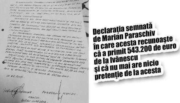 """""""Sunt răzbunări deoarece cumpărătorul a fost Ivănescu. Dacă era altcineva, nu era nicio problemă"""" 6"""