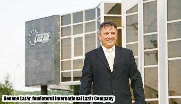 Internaţional Lazăr Company, premiată de francezii de la Renault 5