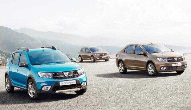Dacia mizează pe motoarele pe benzină şi GPL 5