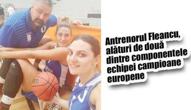 """""""Suntem campioni europeni, dar departe de condiţiile baschetului din lumea bună"""" 6"""