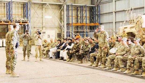 Final de misiune în Afganistan pentru militarii musceleni 5