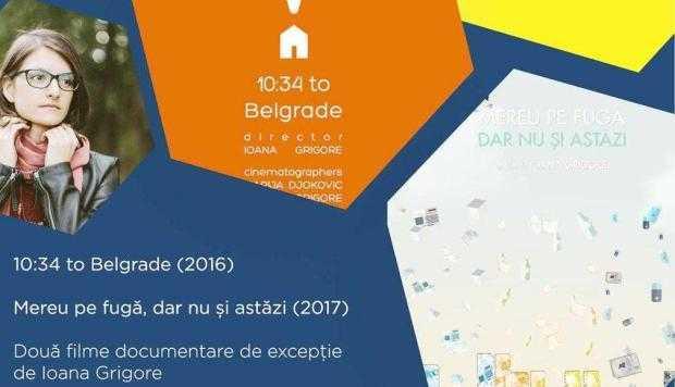 Documentarele Ioanei Grigore, prezentate la Cinematograful Bucureşti 6