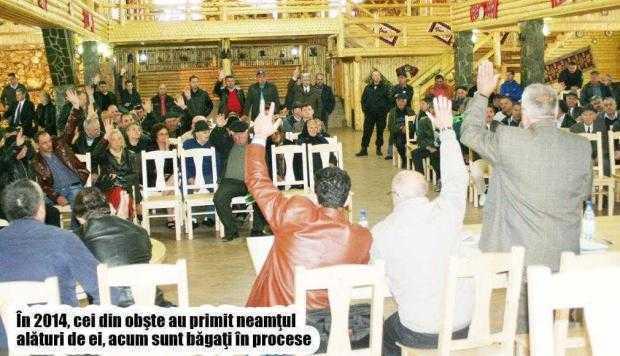 """Intrarea """"neamţului""""  Promberger în Obştea Rucăr a fost contestată în instanţă 5"""