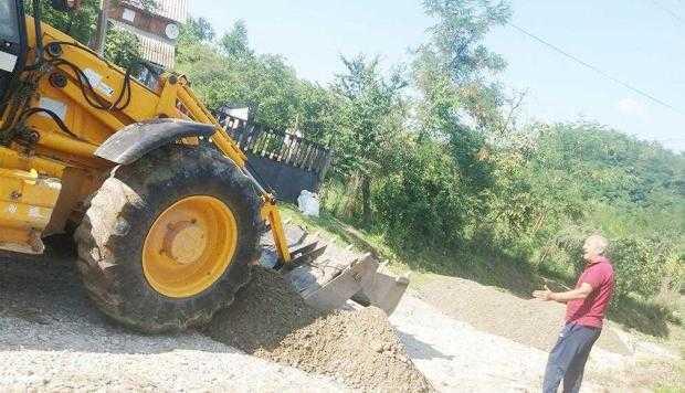 """""""Drumul din satul Schei se transformase într-un adevărat râu"""" 2"""