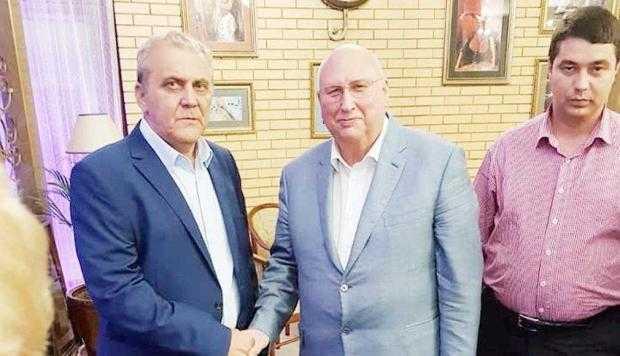 Delegaţie din Mioveni, vizită în Rusia 4