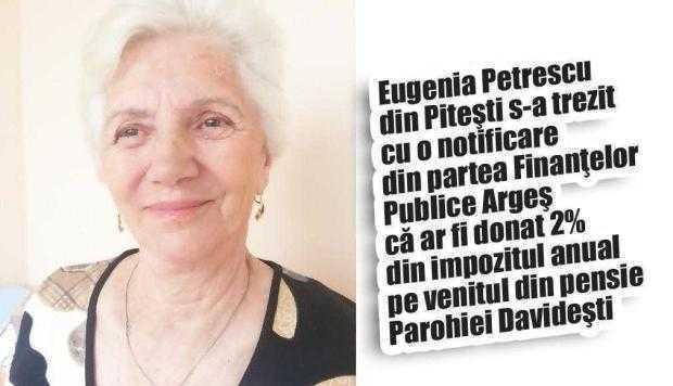 Pensionari escrocaţi cu donaţii pentru biserică 3