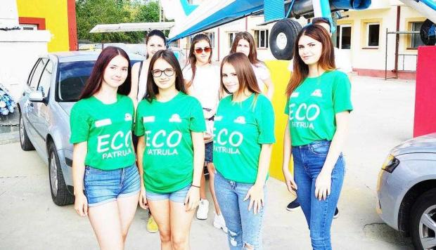 """Continuă acţiunile de ecologizare realizate de Asociaţia """"Zimbrul Carpatin"""" 6"""