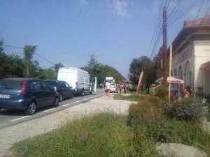 Accident grav pe DN7C. O femeie a murit 2