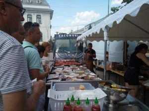Piteștiul trece de la Sărbători cu mici, la Festivaluri culinare cu raci 6