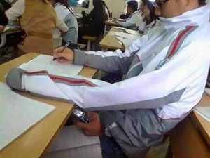 Doi elevi din Argeș, eliminați la examenul de bacalaureat 5