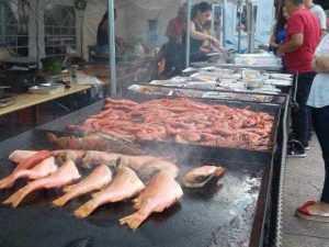 Piteștiul trece de la Sărbători cu mici, la Festivaluri culinare cu raci 7