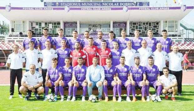 FC Argeş, abia a cincea cea mai bine cotată echipă de Liga a II-a 4