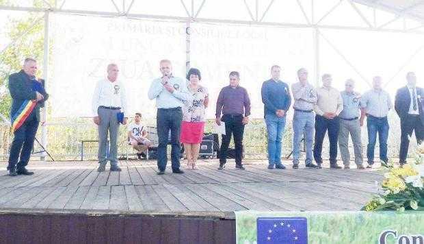"""""""Caravana lui Axinte"""", la Ziua Comunei Lunca Corbului 6"""