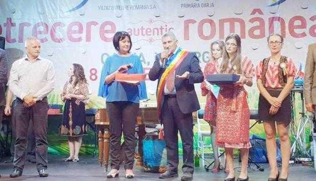 Delegaţie numeroasă din Republica Moldova, la Ziua Comunei Oarja 5