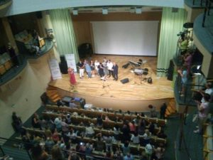 Constantin Cotimanis și Victor Socaciu, pe scena de la Pitești 8