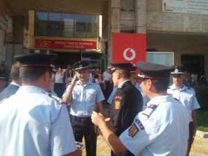 De ziua lor, pompierii au defilat prin Piața Vasile Milea 11